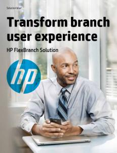 HP Flex naslovna