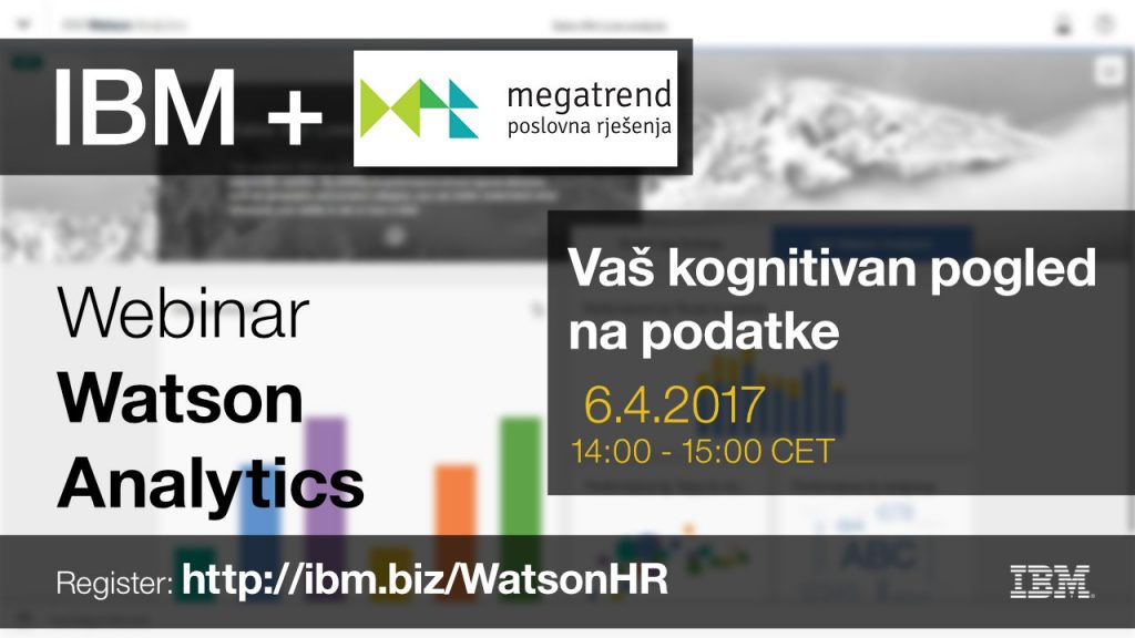 IBM Watson webinar