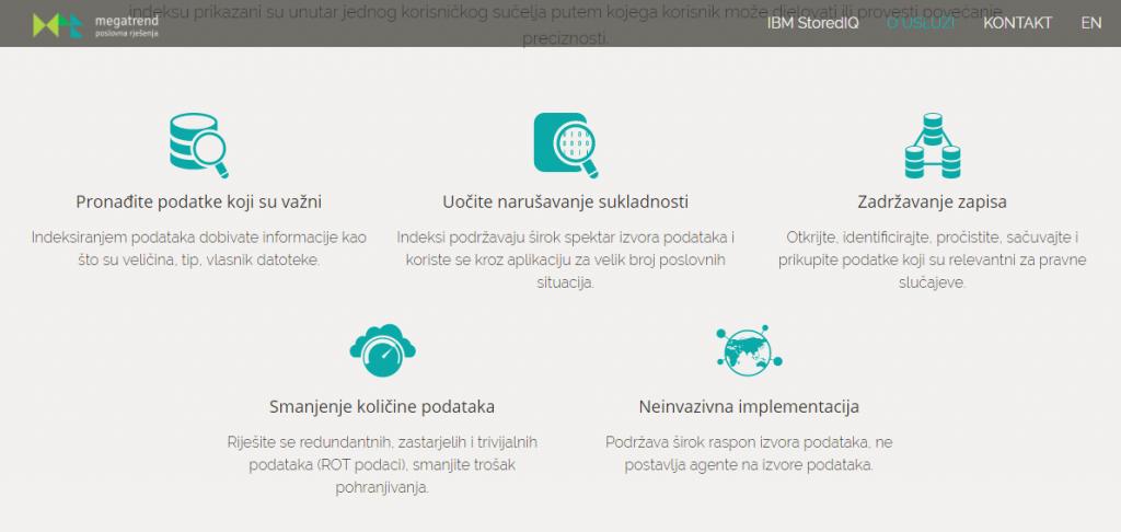 IBM StoredIQ, GDPR